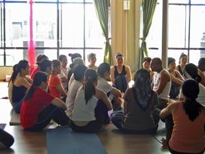 atlanta yoga scene