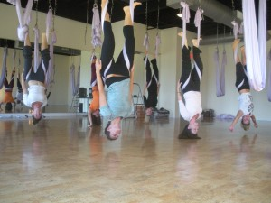 Anti-Gravity Yoga Launch Awareness Kennesaw