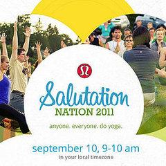 Atlanta Salutation Nation