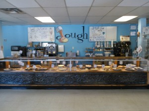 Dough Bakery inside