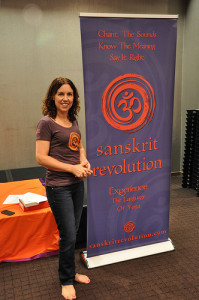 Sanskrit revolution