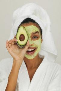 Avocado-Face Mask