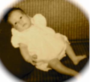 Lisa Hughes baby pic