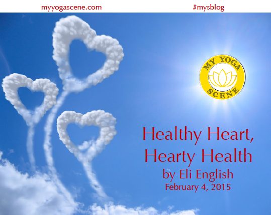 Healthy Heart, Hearty Health, by Eli English