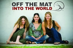 off the mat, into the world intensive