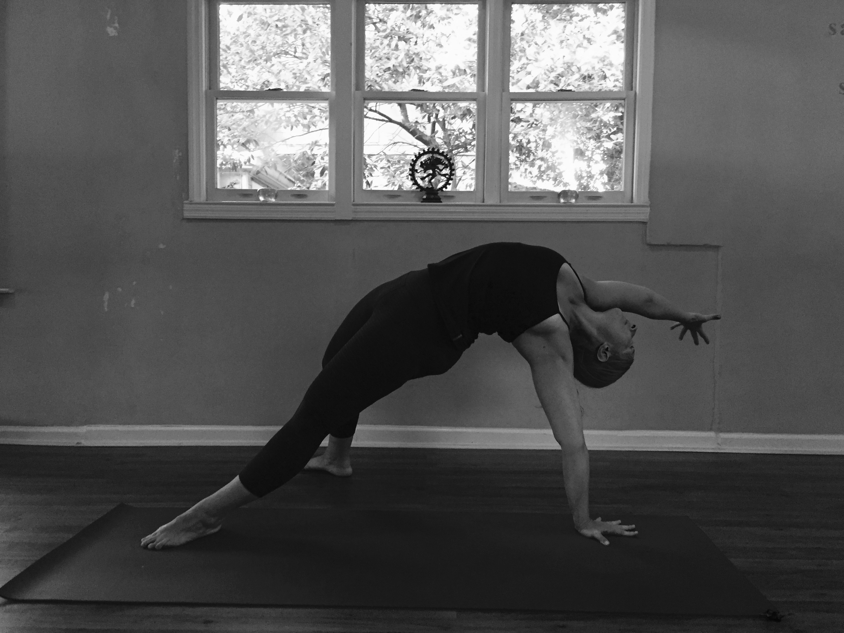 Featured Yogi: Rebecca Galla