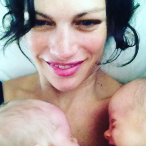 Marni and twins