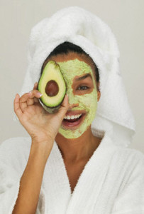 Avocado-Face Mask